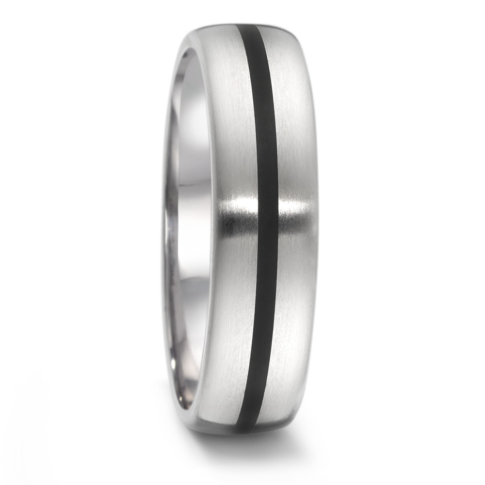 Partnerring TeNo Brillant Ring Tamor mit Keramik 064.2500.D50.XX