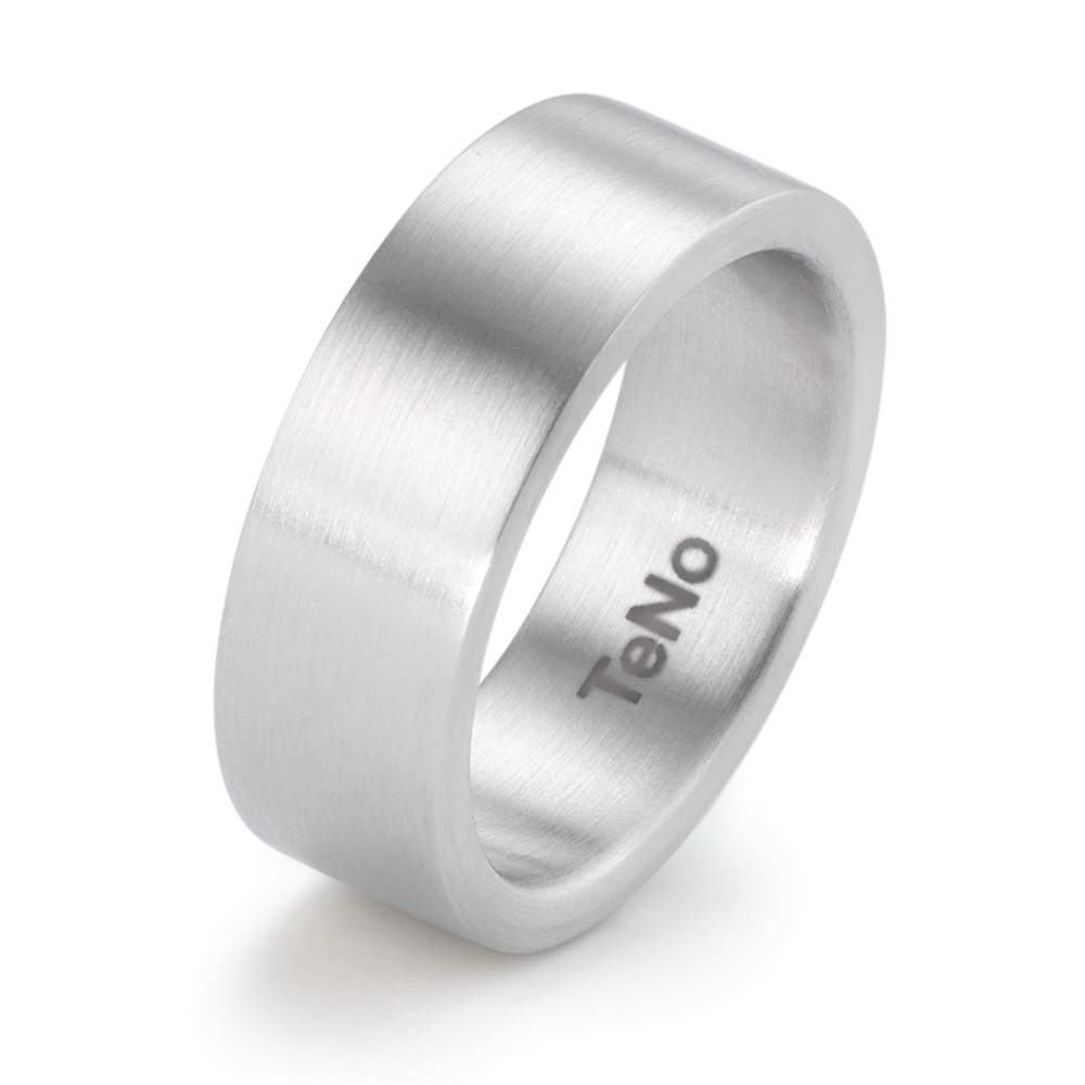Fingerring TeNo Design Ring YuNis Edelstahl satiniert 069.0300.XX