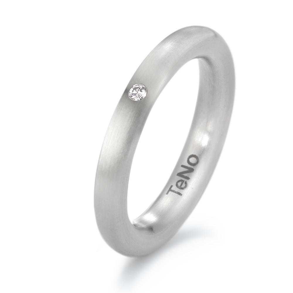 Fingerring TeNo Brillant Ring Luva 069.0512.XX
