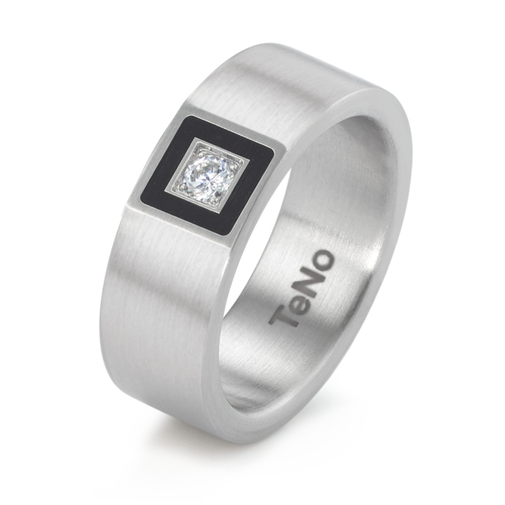 Fingerring TeNo deluxx Brillant Ring 0,10 ctTW/si  064.20P01.D36.XX