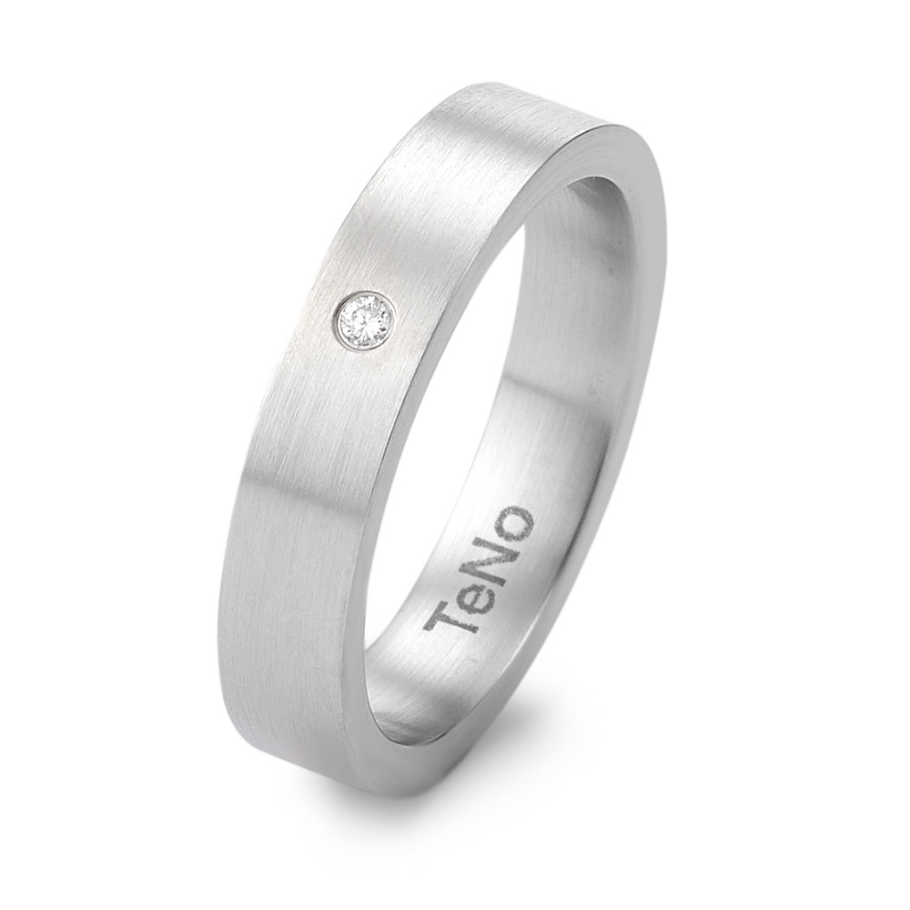 Fingerring TeNo Brillant Ring YuNis  069.0112.XX