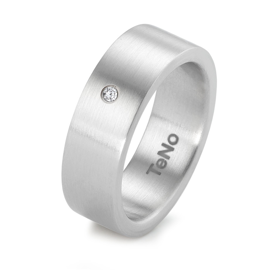 Fingerring TeNo Brillantring YuNis 069.0312.XX