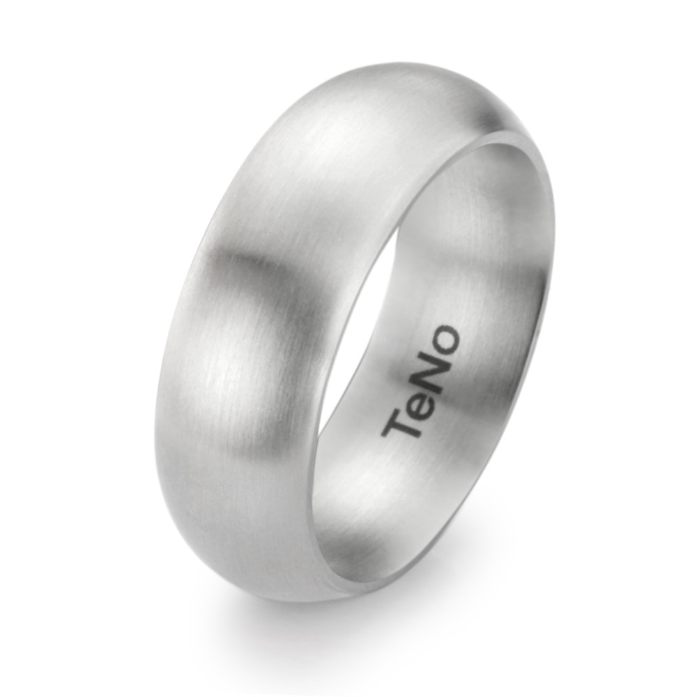Fingerring TeNo Stahl Ring LuVa 069.0700.XX